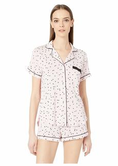 Kate Spade Evergreen Short Pajama Set
