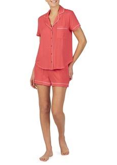 Kate Spade evergreen shortie pajama set