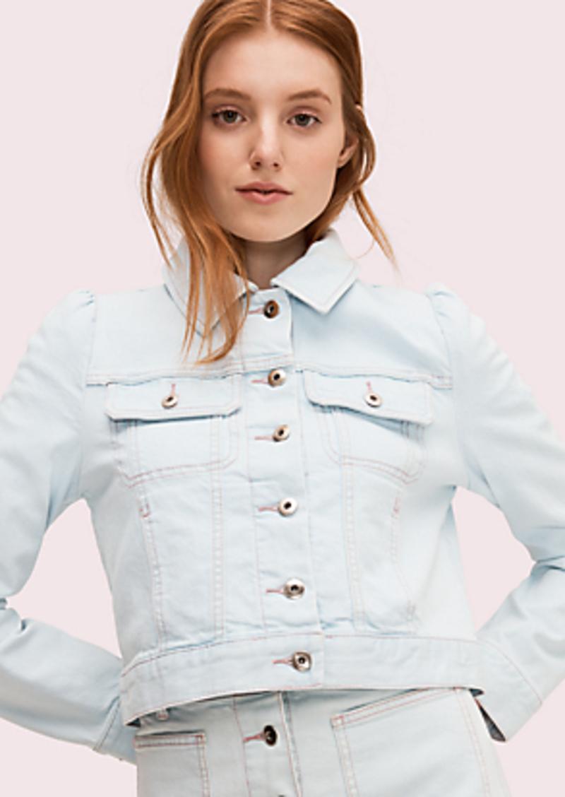 Kate Spade femme denim jacket