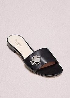 Kate Spade ferry slide sandals