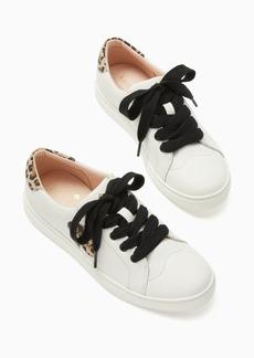 Kate Spade fez sneakers