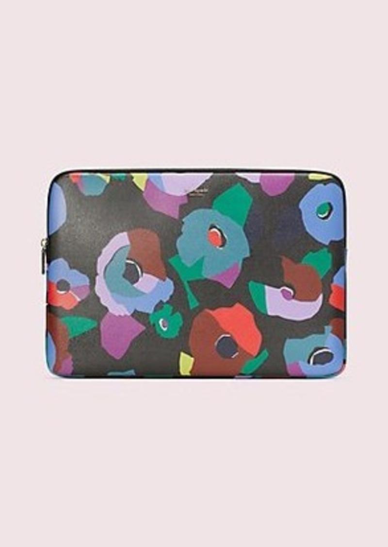 Kate Spade floral collage universal laptop sleeve
