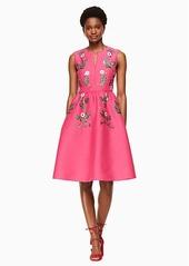 Kate Spade floral embellished dress