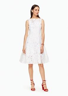 floral fil coupe dress