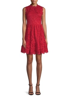 Kate Spade Floral Lace Dress
