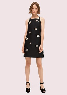 Kate Spade floral party embellished dress