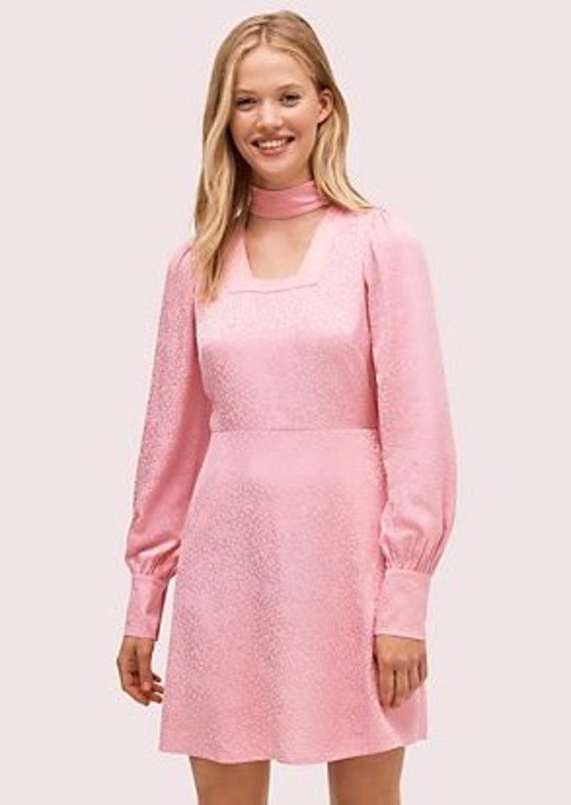 Kate Spade fluid jacquard dress