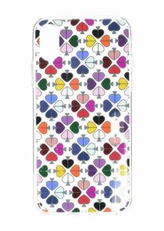 Kate Spade Foil Spade Phone Case for iPhone XS