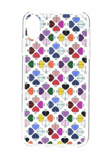Kate Spade Foil Spade Phone Case for iPhone XS Max