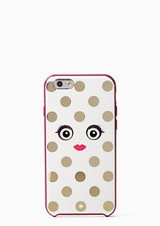 Kate Spade framed picture dot monster iphone 6 case