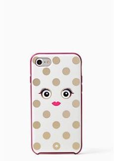 Kate Spade framed picture dot monster iphone 7 case