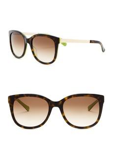 Kate Spade gayla 52mm retro sunglasses