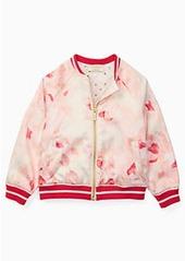 Kate Spade girls' desert rose jacket