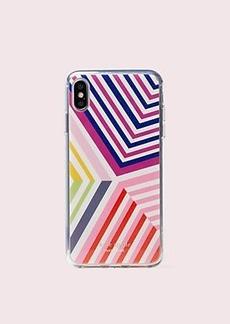 Kate Spade glitter geobrella iphone xs max case