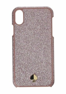 Kate Spade Glitter Inlay Phone Case for iPhone XR