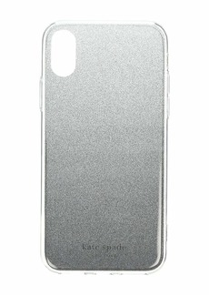 Kate Spade Glitter Ombre Phone Case for iPhone XS