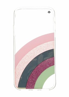 Kate Spade Glitter Rainbow Phone Case For iPhone XS