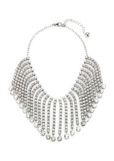 Kate Spade Glitzville Fringe Collar Necklace