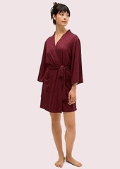 Kate Spade goodnight robe