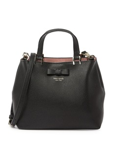Kate Spade gwyn pershing leather street satchel