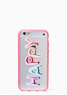 Kate Spade happy iphone 6 case