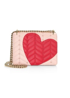 Kate Spade Heart It Leather Bag