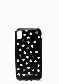 Kate Spade heartbeat iphone xr case