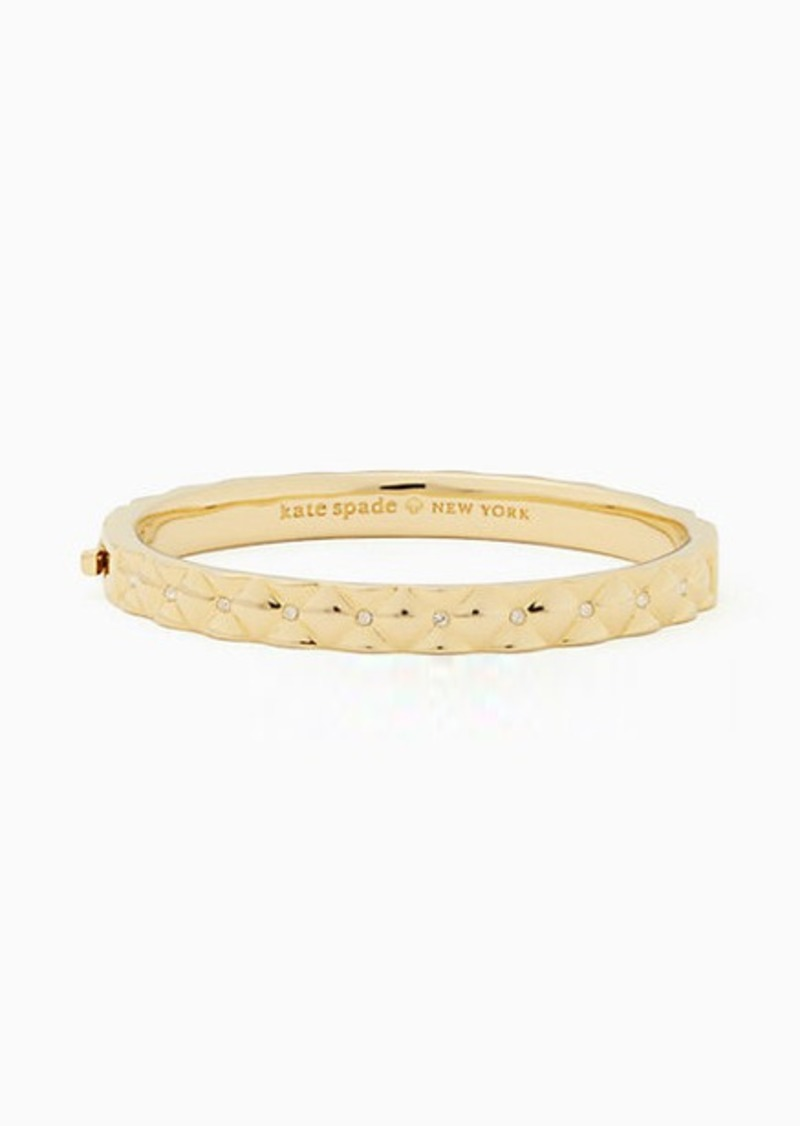 aa87474c075a4 heavy metals quilted bangle