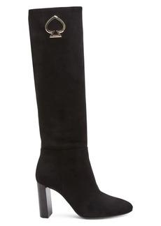 Kate Spade Helana Knee-High Suede Boots