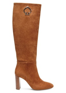 Kate Spade Helana Knee-High Suede Boots