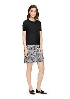 hollyhock pleated skirt dress