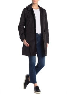 Kate Spade Hooded Trench Coat