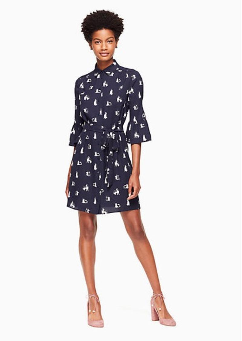 4c190b82fe46 Kate Spade husky shirtdress | Dresses