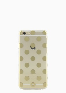 Kate Spade IPHONE CASES le pavillion clear iphone 6 case