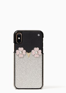 Kate Spade iphone cases penguin applique iphone xs case