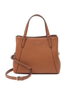 Kate Spade leather jackson medium satchel