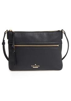 Kate Spade Jackson Street Gabriele Leather Crossbody Bag