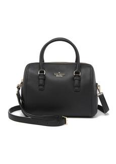 Kate Spade jackson street large lane leather satchel