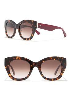 Kate Spade jalena 49mm gradient sunglasses