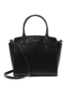 Kate Spade jeanne medium leather satchel