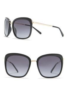 Kate Spade jeneleah 59mm oversized sunglasses