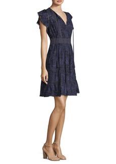 Kate Spade Jenette Fit-&-Flare Dress