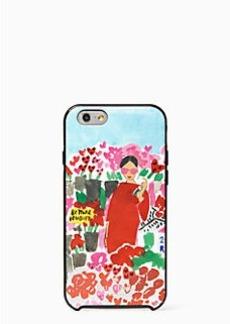 Kate Spade jeweled floral bella iphone 6 case