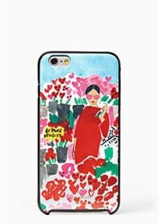 Kate Spade jeweled floral bella iphone 6 plus case