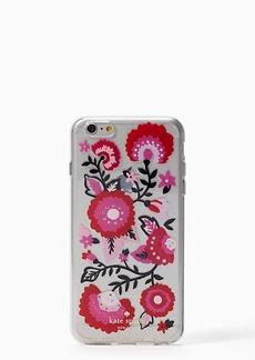 Kate Spade jeweled garland iphone 6 plus case