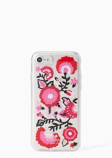 Kate Spade jeweled garland iphone 7 case