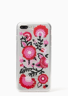 Kate Spade jeweled garland iphone 7 plus case