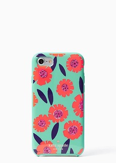 Kate Spade jeweled majorelle iphone 7 case