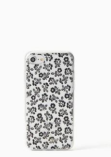 Kate Spade jeweled plains iphone 7 & 8 case