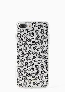 Kate Spade jeweled plains iPhone 7 & 8 plus case